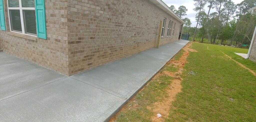 concrete sidewalk north georgia